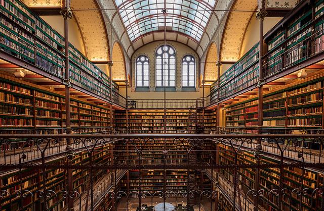 Rijks Museum Library